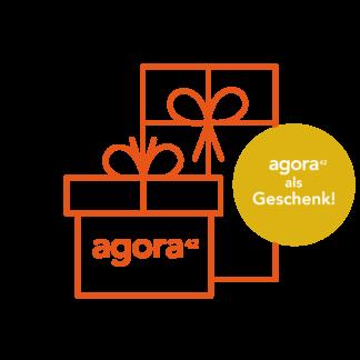 Das agora42-Geschenkabo
