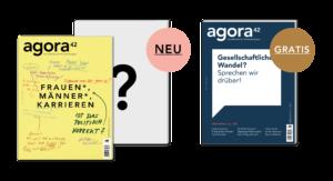 Unser Probeabo: zwei Hefte für 20 Euro und ein Gratisheft