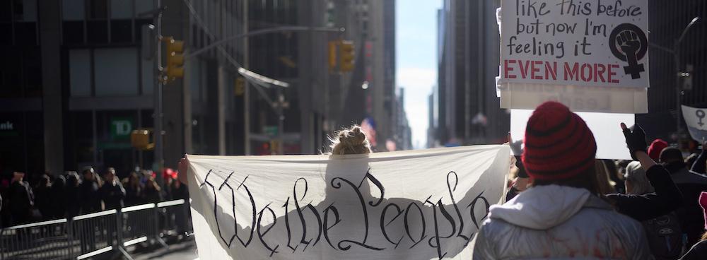 Welches Volk wird konstituiert?