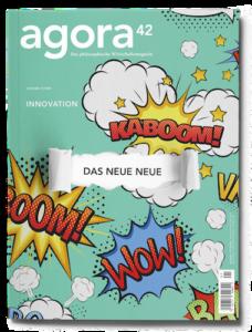 Cover der agora42-Ausgabe zum Thema Innovation
