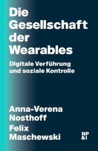 Cover Die Gesellschaft der Wearables