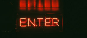 Enter: the digital age
