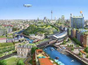 Cover-Artwork: Utopia 2048