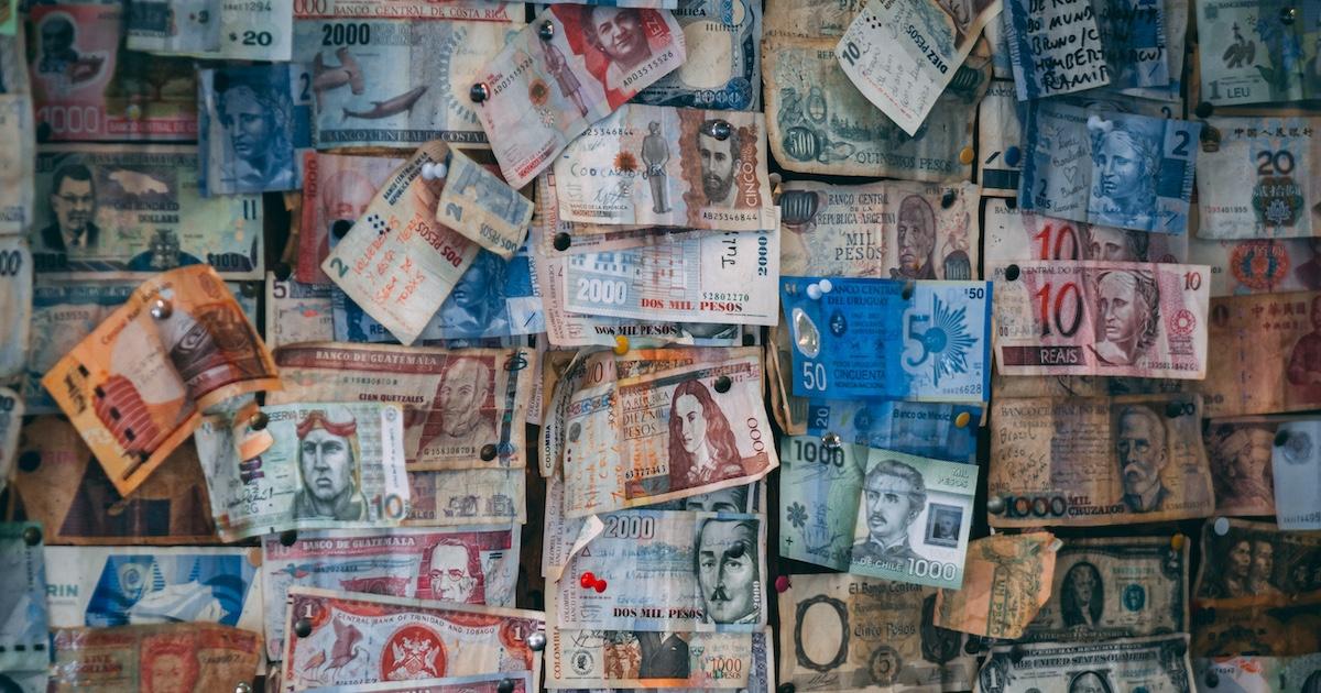 Woher kommt das Geld?
