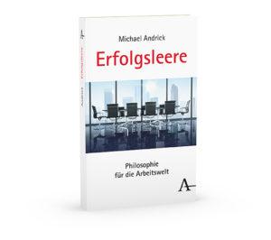 Cover: Erfolgsleere