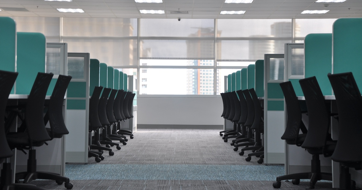 Erfolgsleere im Büro?