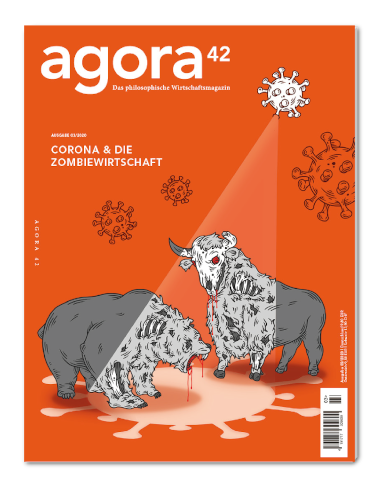 Cover der Ausgabe 3/20