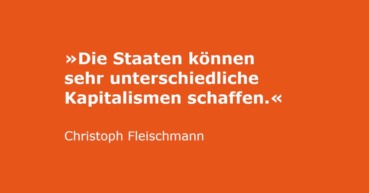 Zitat von Christoph Fleischmann