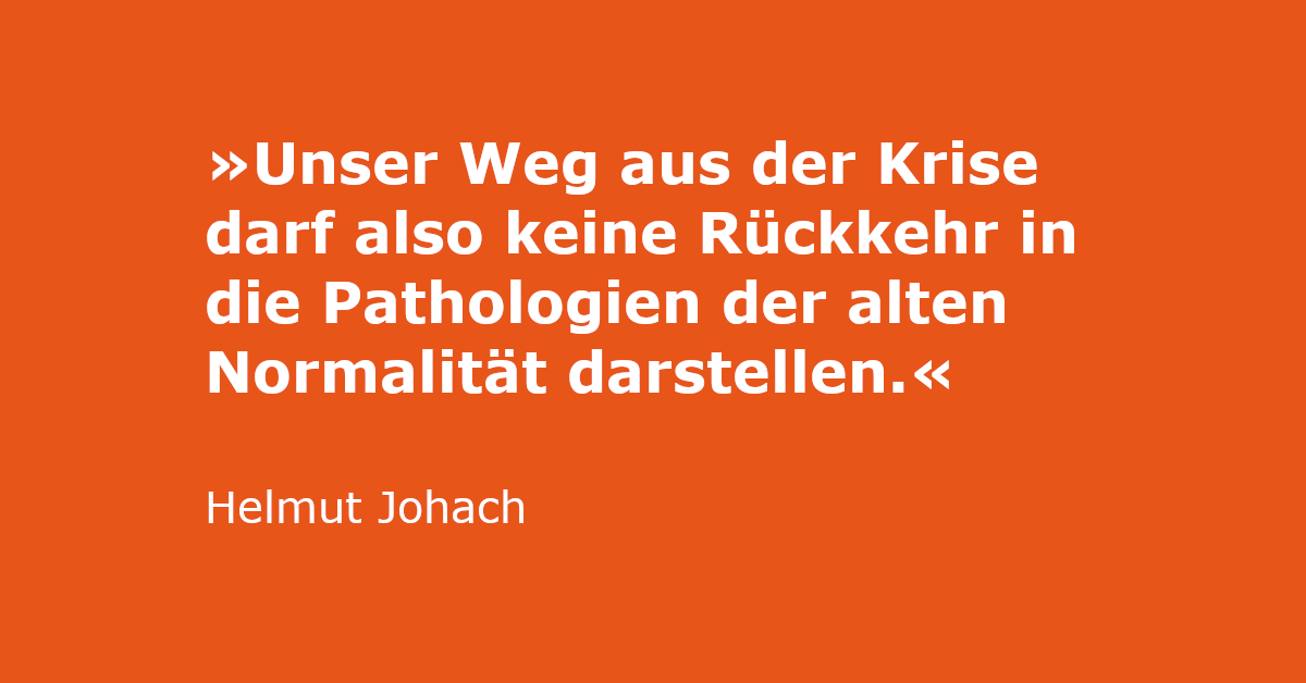 Zitat von Helmut Johach