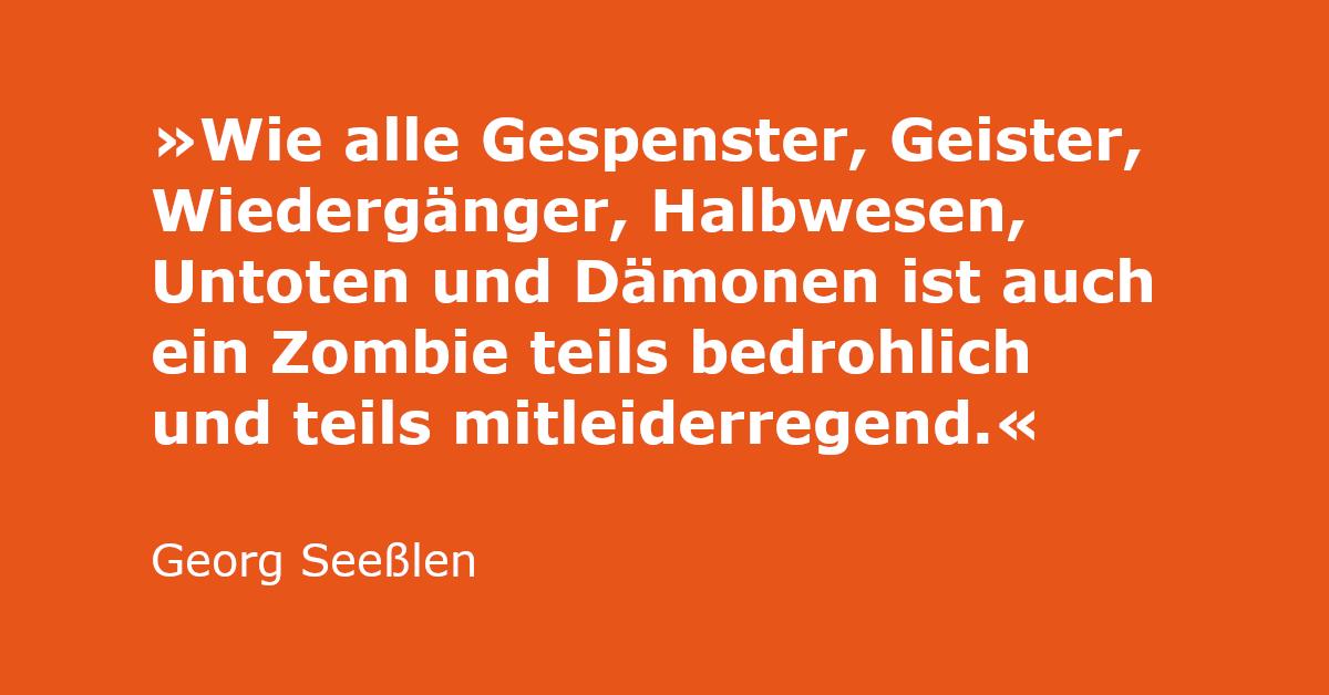 Zitat von Georg Seeßlen