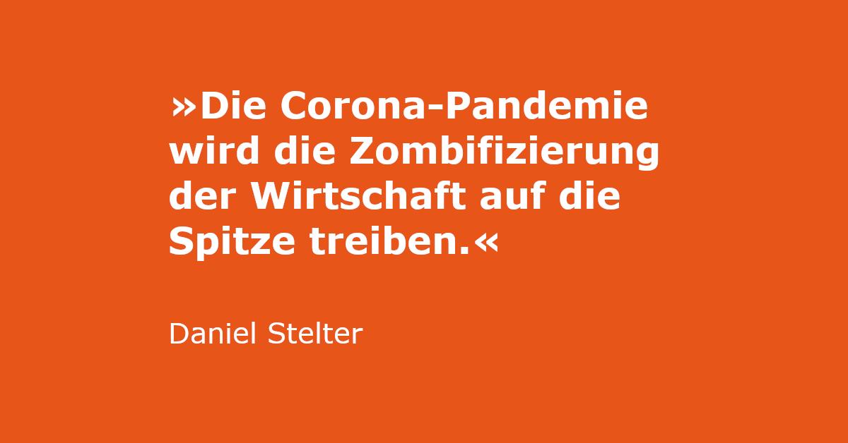 Zitat von Daniel Stelter
