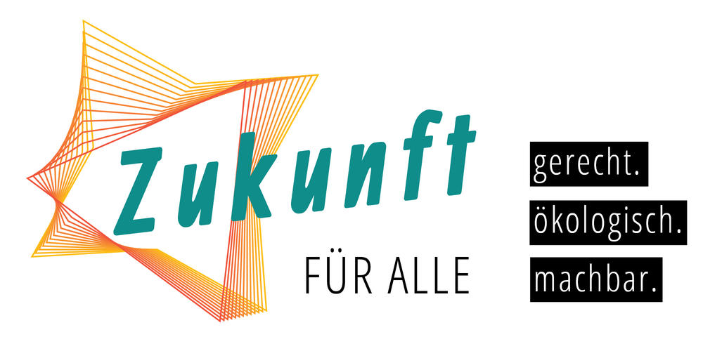 Logo: Kongress Zukunft für alle