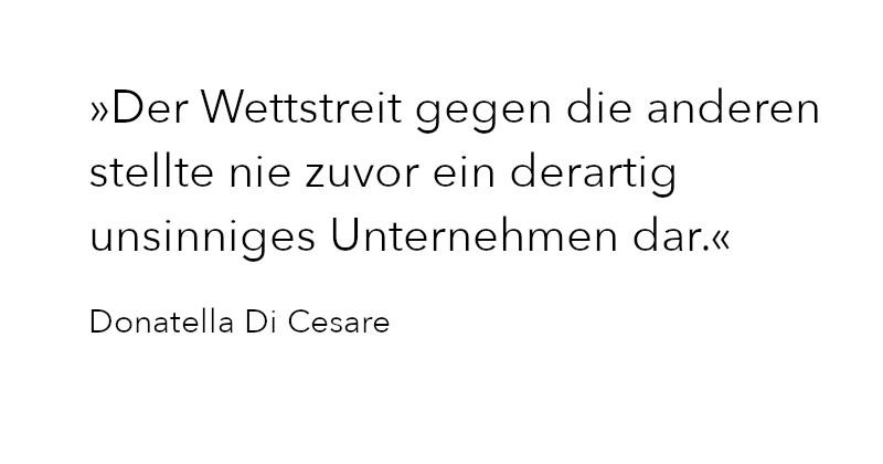 Zitat Donatella Di Cesare in Ausgabe 4/2020