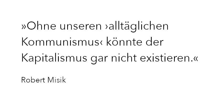 Zitat Robert Misik in Ausgabe 4/2020