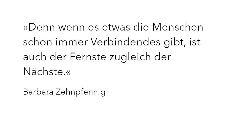Zitat Barbara Zehnpfennig in Ausgabe 4/2020