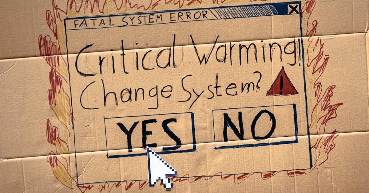 Das System ändern?