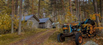 Ein Traktor: Nicht nur »ideenreicher«, sondern auch verbrauchsintensiver als ein Ochsengespann.