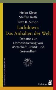 Buch-Cover: Lockdown: Das Anhalten der Welt