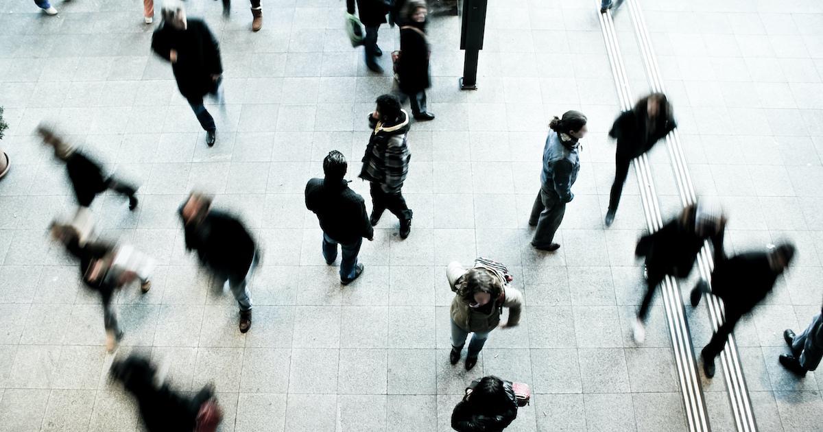 Gesellschaft in Bewegung
