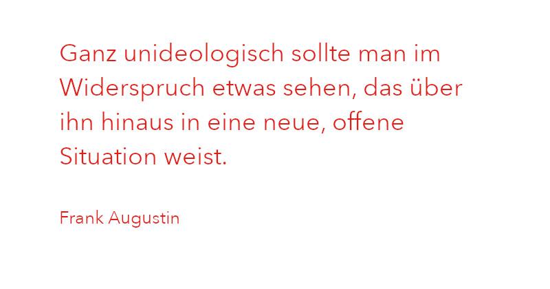 Zitat von Frank Augustin aus Ausgabe 1/2021