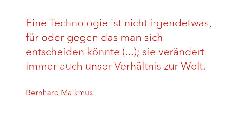 Zitat von Bernhard Malkmus aus Ausgabe 1/2021