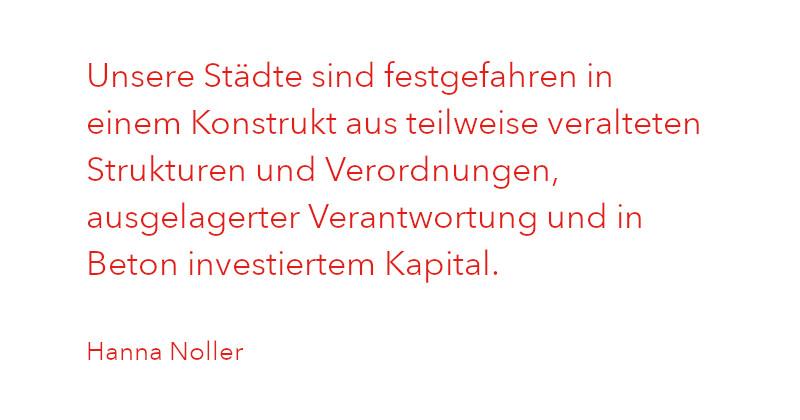 Zitat von Hanna Noller aus Ausgabe 1/2021