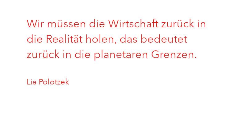 Zitat von Lia Polotzek aus Ausgabe 1/2021