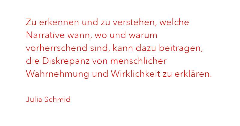 Zitat von Julia Schmid aus Ausgabe 1/2021