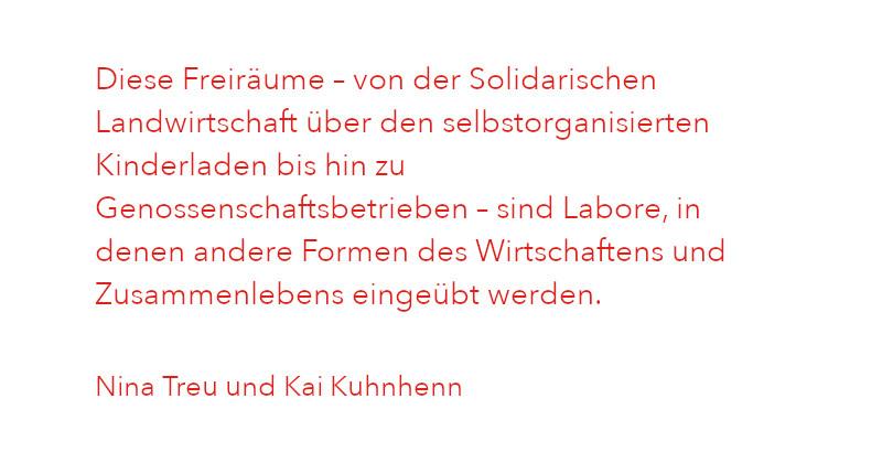 Zitat von Nina Treu und Kai Kuhnhennaus Ausgabe 1/2021